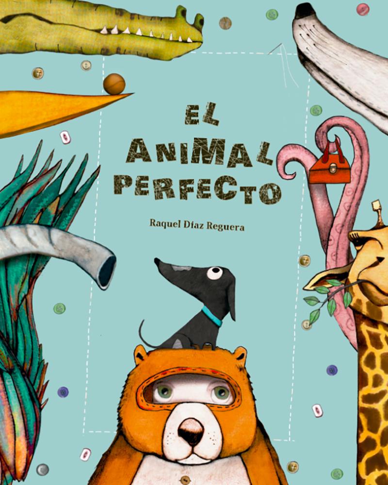 El animal perfecto: portada