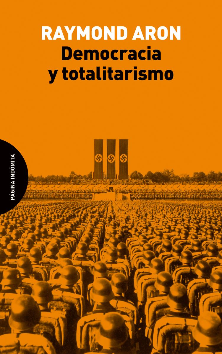 Democracia y totalitarismo: portada