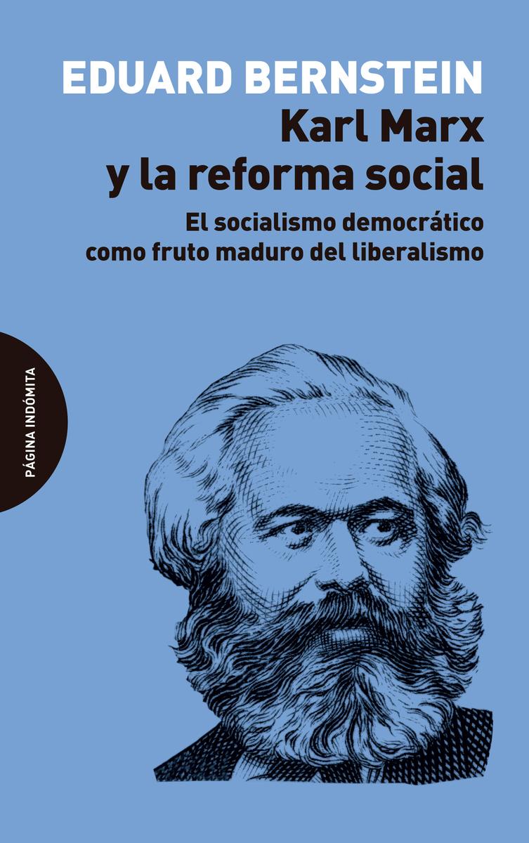 Karl Marx y la reforma social: portada