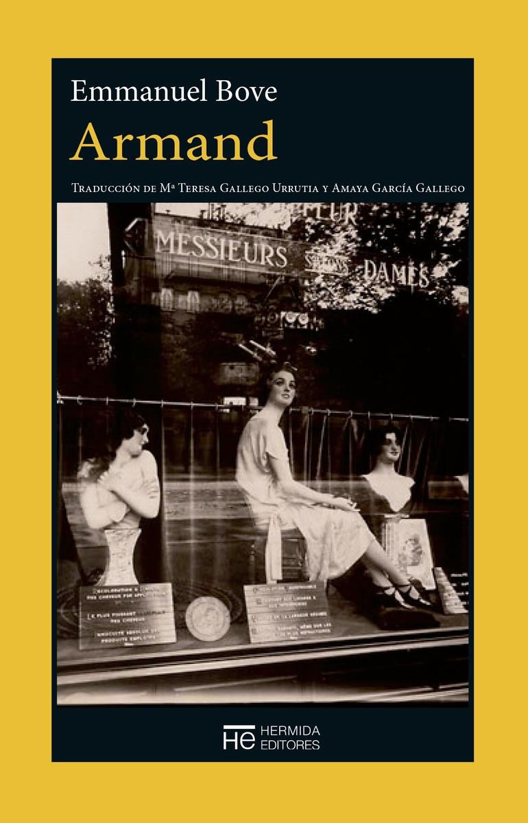Armand: portada