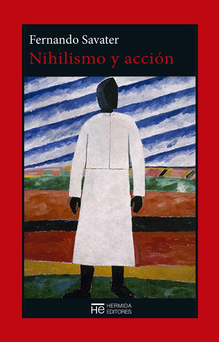 Nihilismo y acción: portada