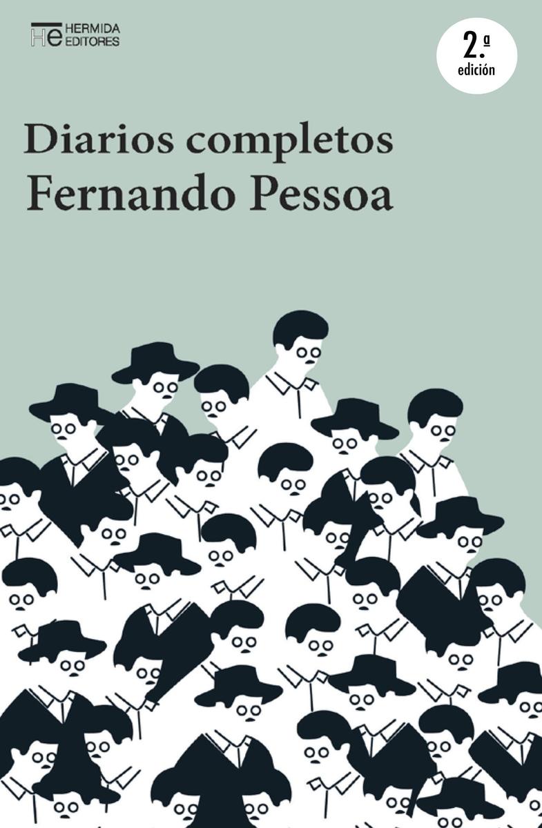 Diarios completos 2.ª Edición: portada