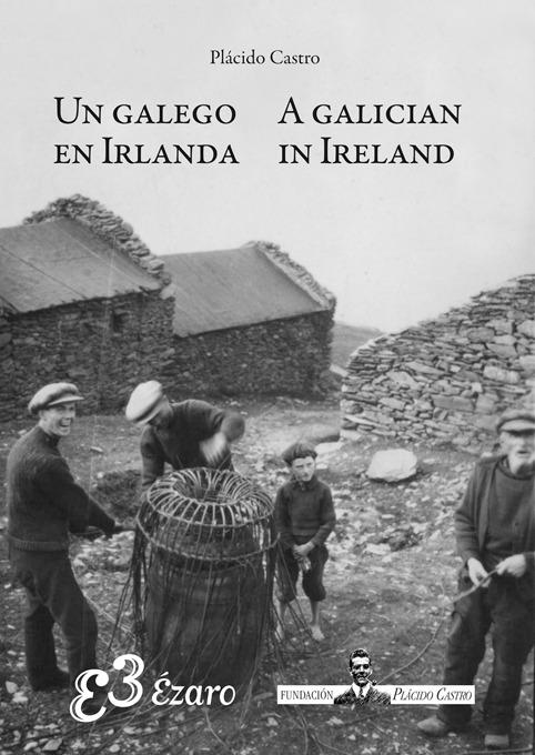 Un galego en Irlanda: portada