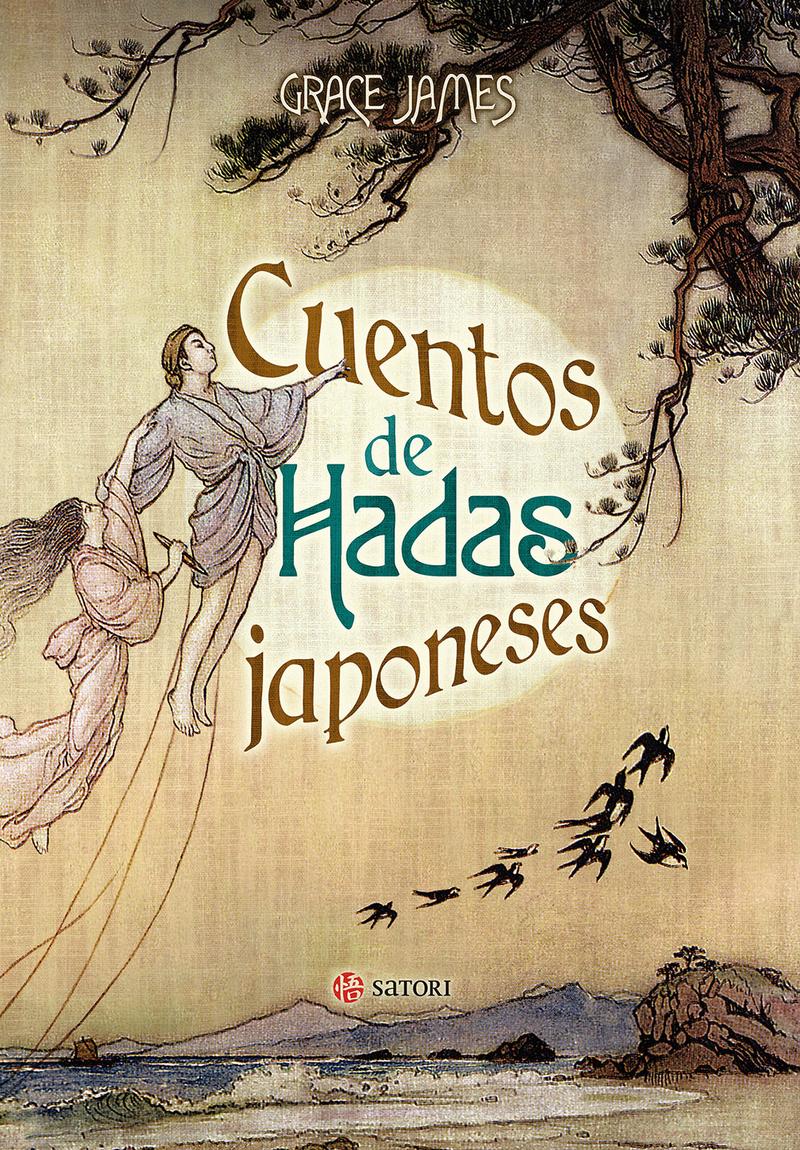 CUENTOS DE HADAS JAPONESES: portada