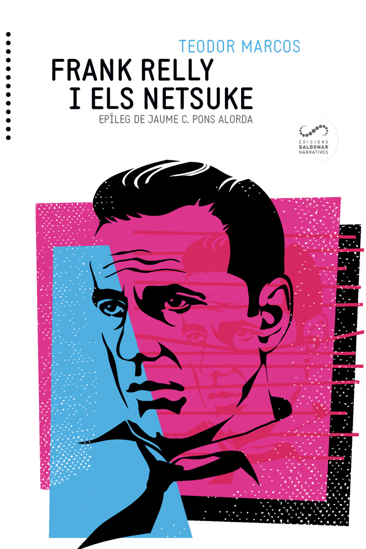 Frank Relly i els netsuke: portada