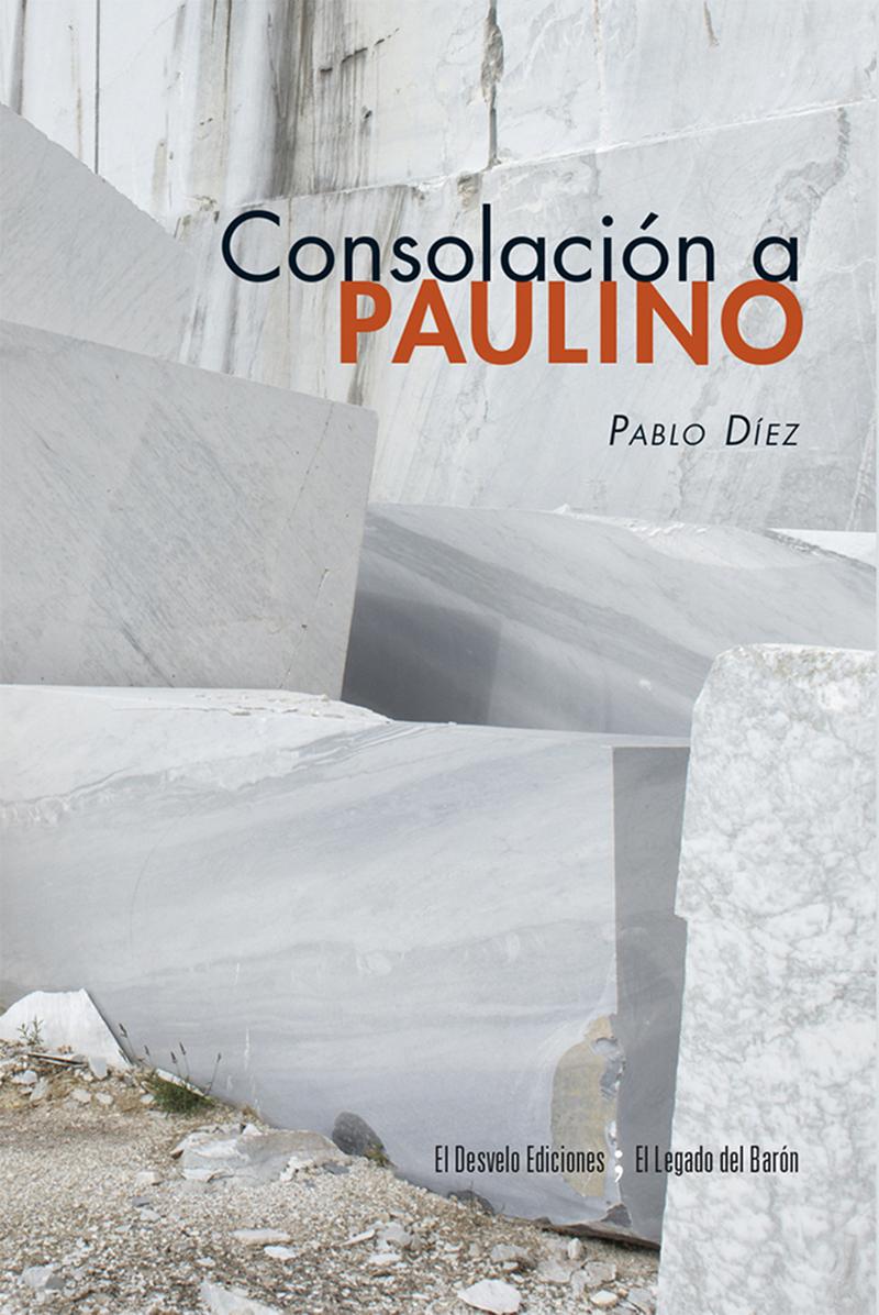 Consolación a Paulino: portada