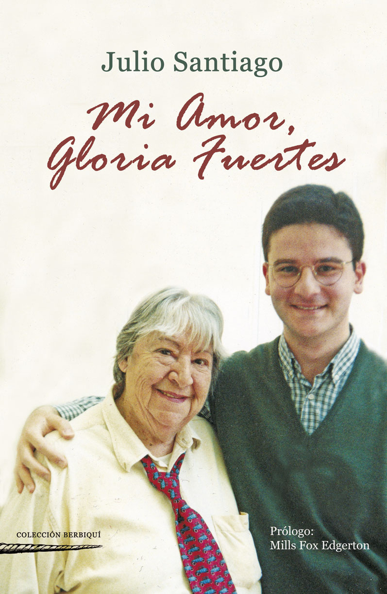 Mi amor, Gloria Fuertes: portada