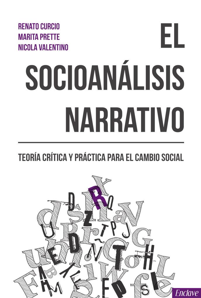 EL SOCIOANÁLISIS NARRATIVO: portada
