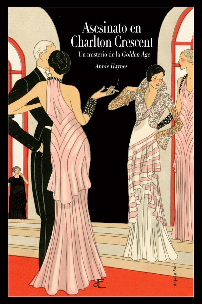 Asesinato en Charlton Crescent (Ed. Ilustrada): portada
