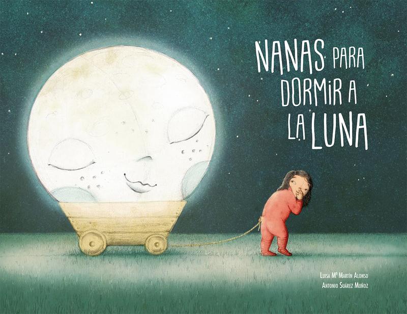 Nanas para dormir a la luna: portada