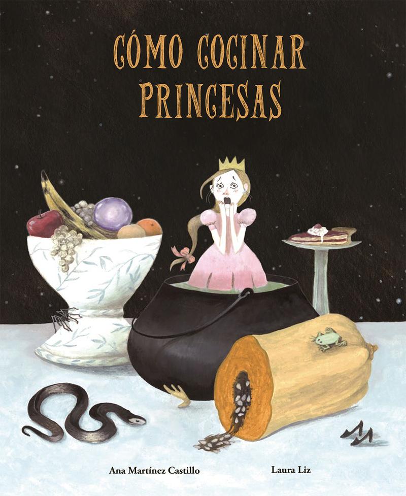 C mo cocinar princesas for Como cocinar setas parasoles