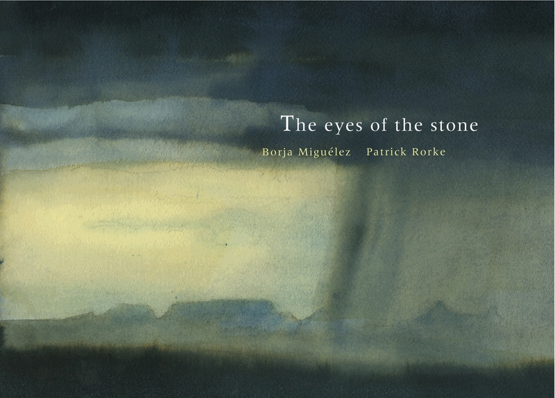 The eyes of the stone: portada