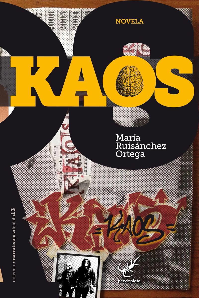 KAOS: portada