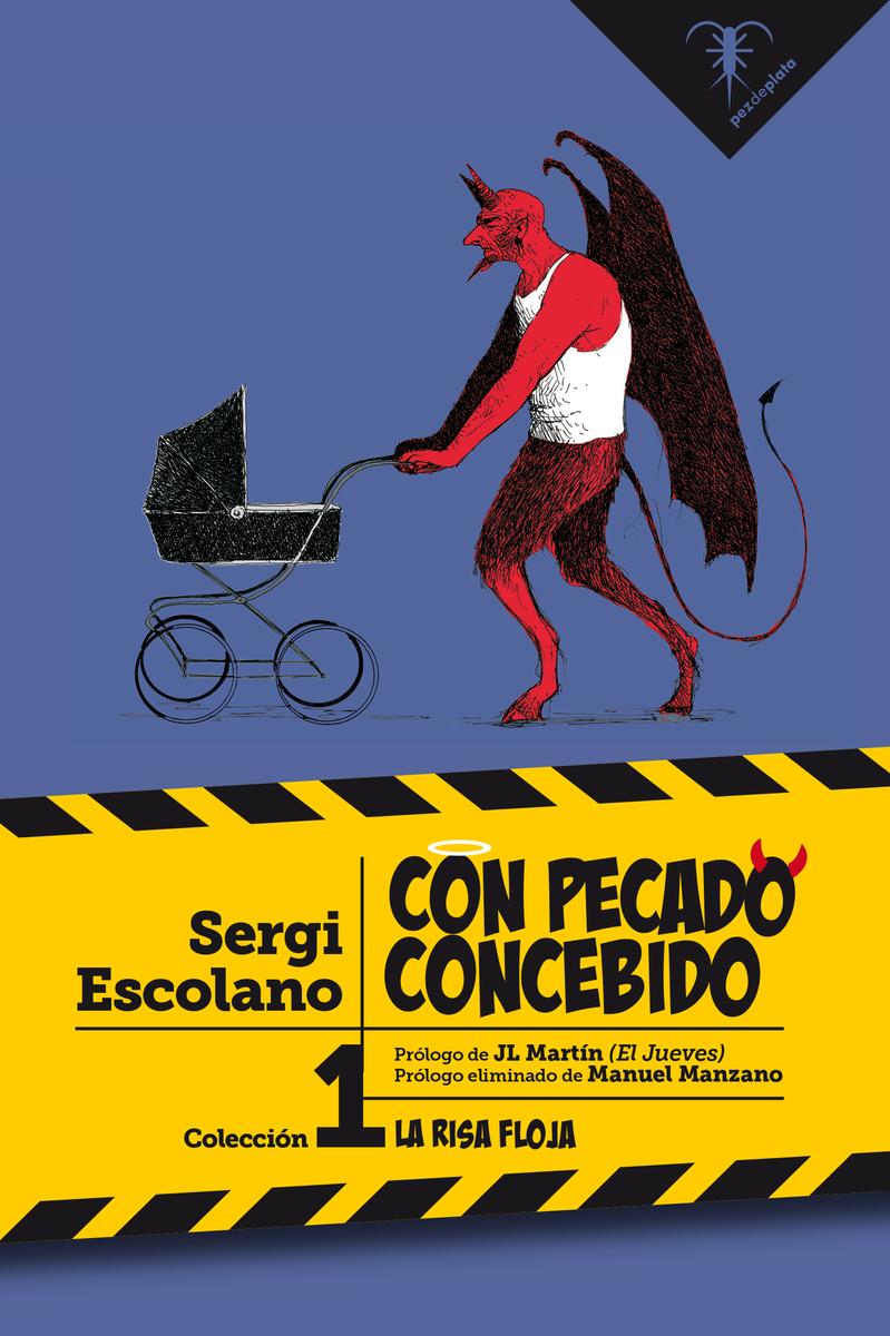 CON PECADO CONCEBIDO (NE): portada