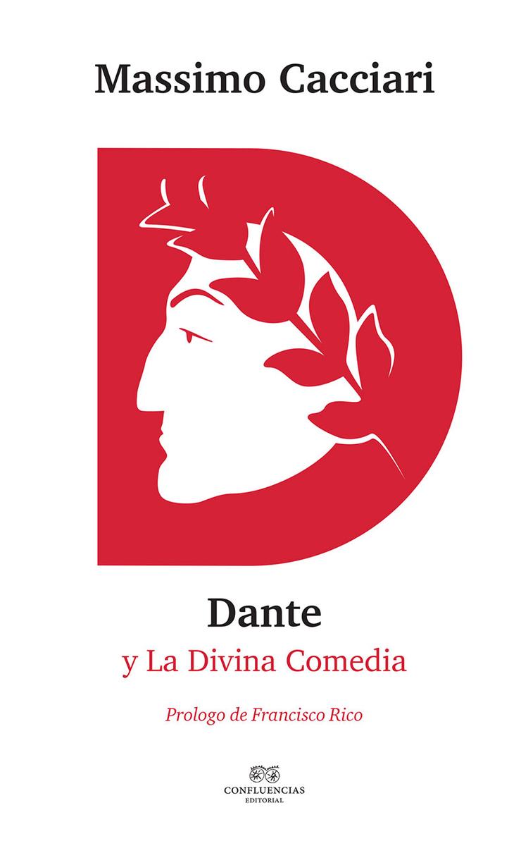 Massimo Cacciari: Dante y la Divina Comedia: portada