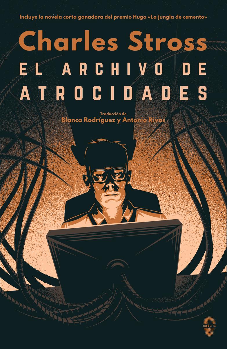 EL ARCHIVO DE ATROCIDADES: portada