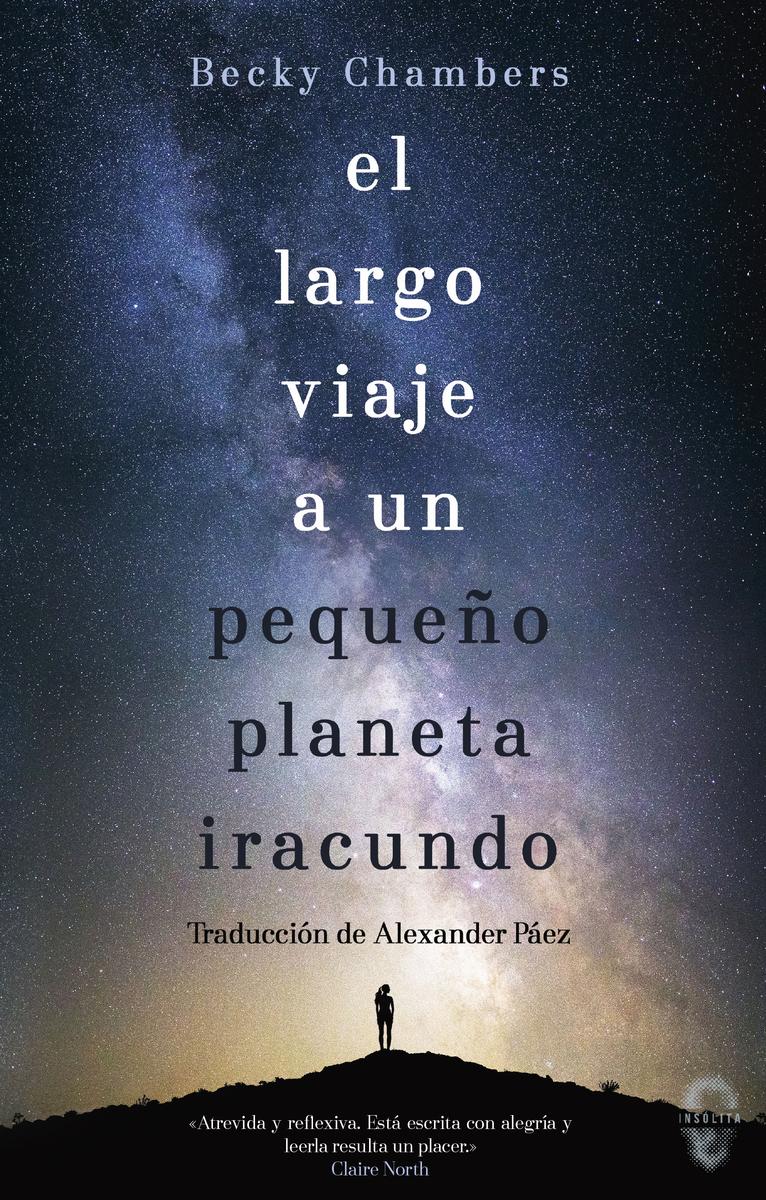 El largo viaje a un pequeño planeta iracundo: portada