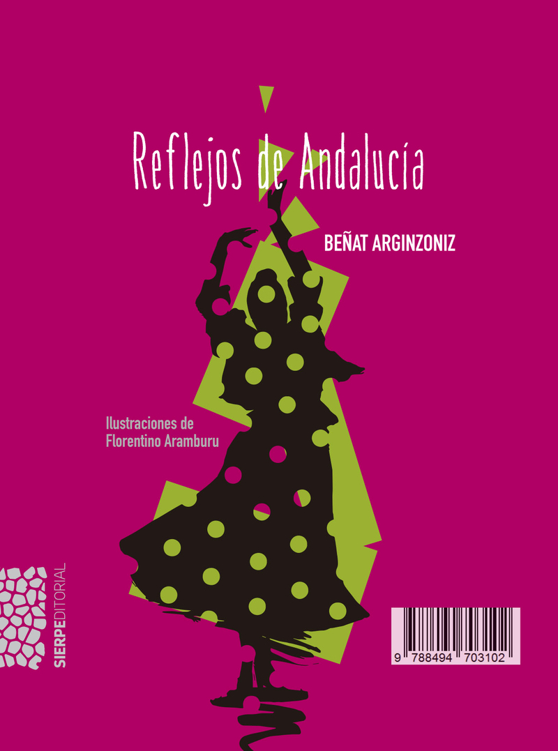 REFLEJOS DE ANDALUCÍA. libro + CD: portada