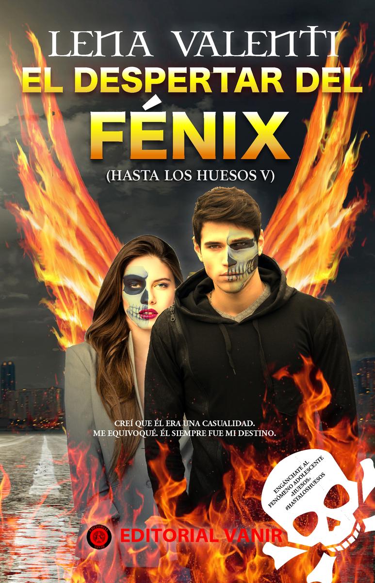 EL DESPERTAR DEL FÉNIX: portada