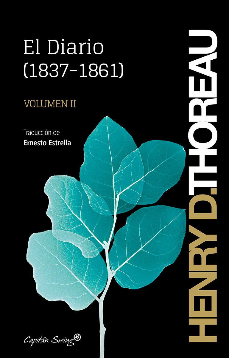El Diario vol. II: portada