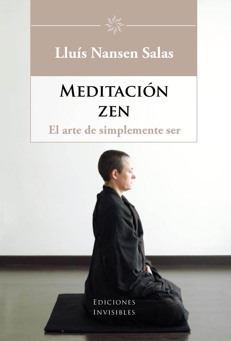 MEDITACIÓN ZEN: portada
