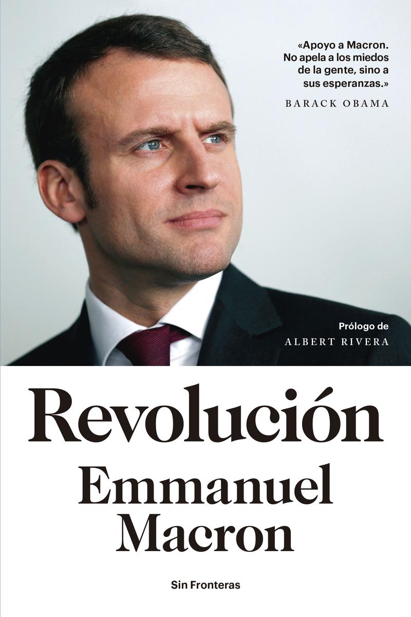 Revolución: portada