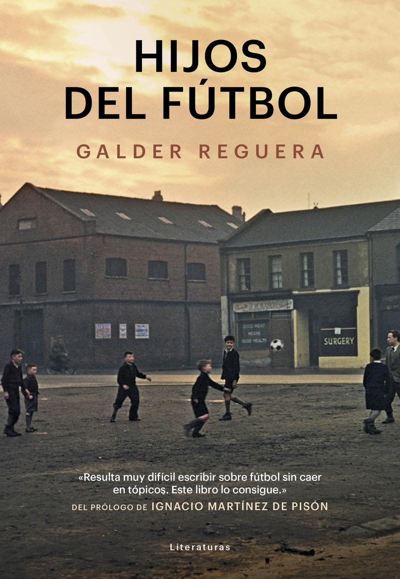 Hijos del fútbol: portada