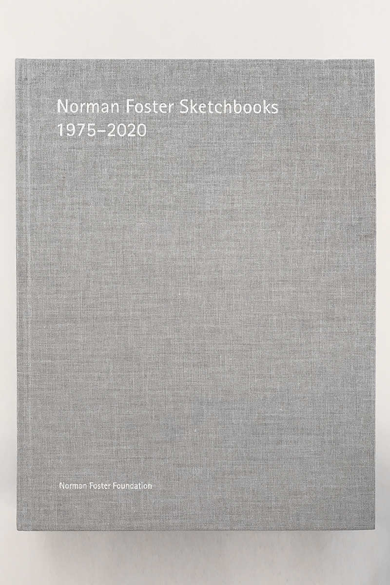Norman Foster Sketchbooks: portada