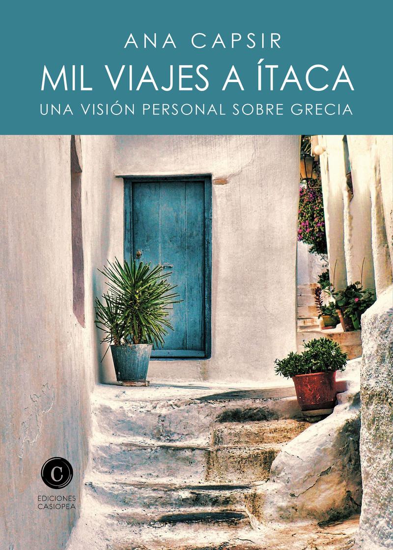 Mil viajes a Ítaca: portada
