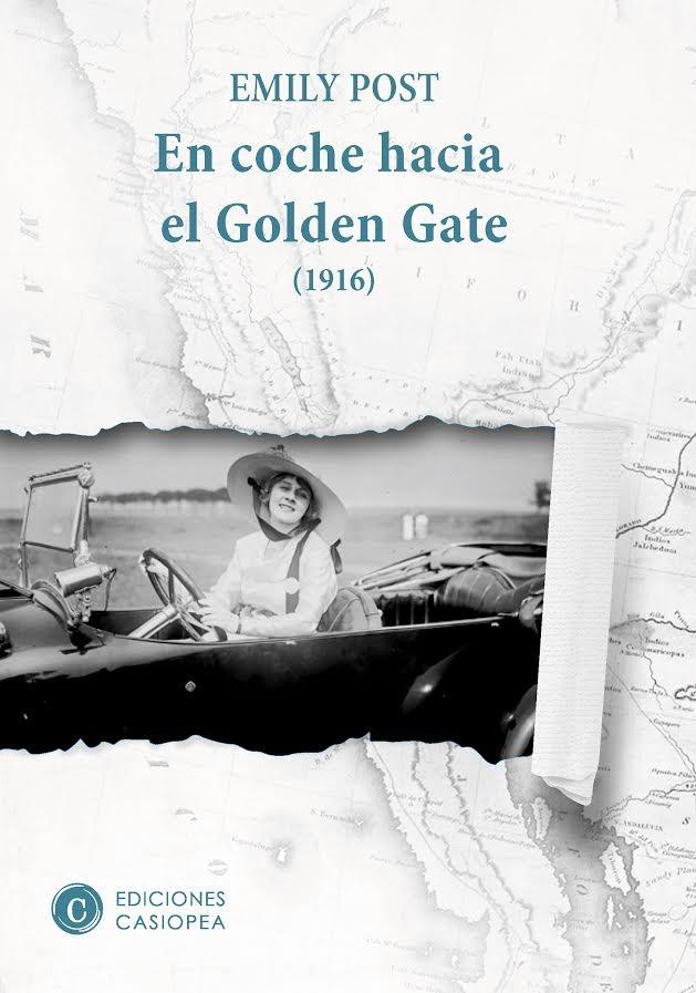 En coche hacia el Golden Gate: portada