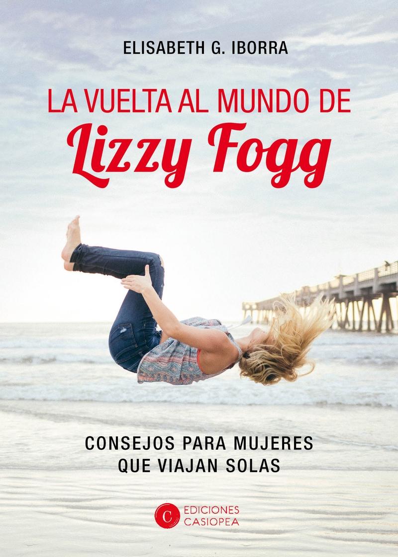 La vuelta al mundo de Lizzy Fogg: portada