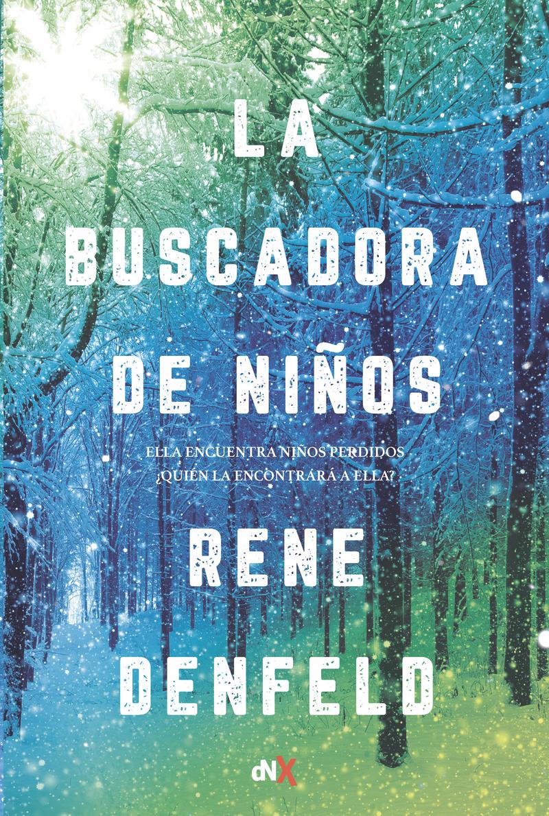 BUSCADORA DE NIñOS,LA: portada