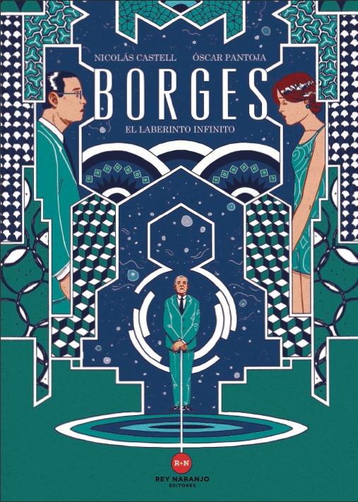 Borges: portada