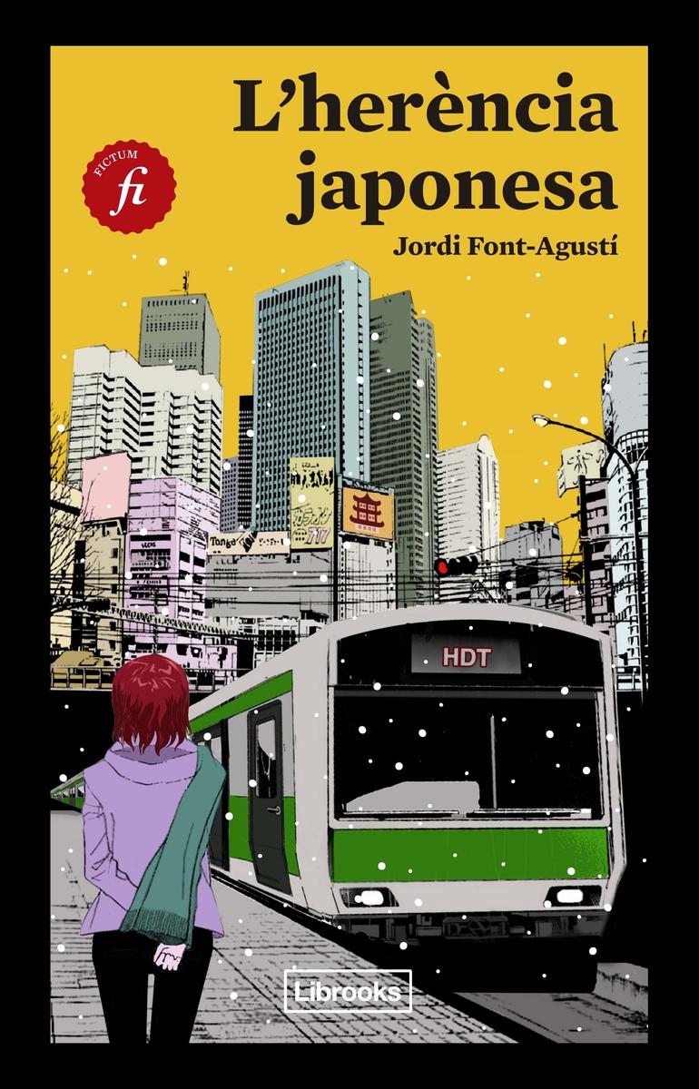 L'Herència japonesa: portada