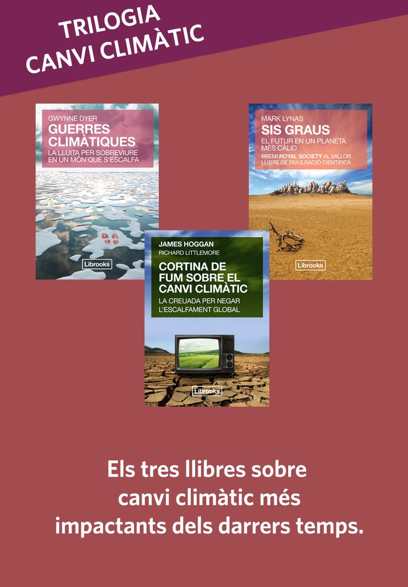 TRILOGIA CANVI CLIMÀTIC: portada