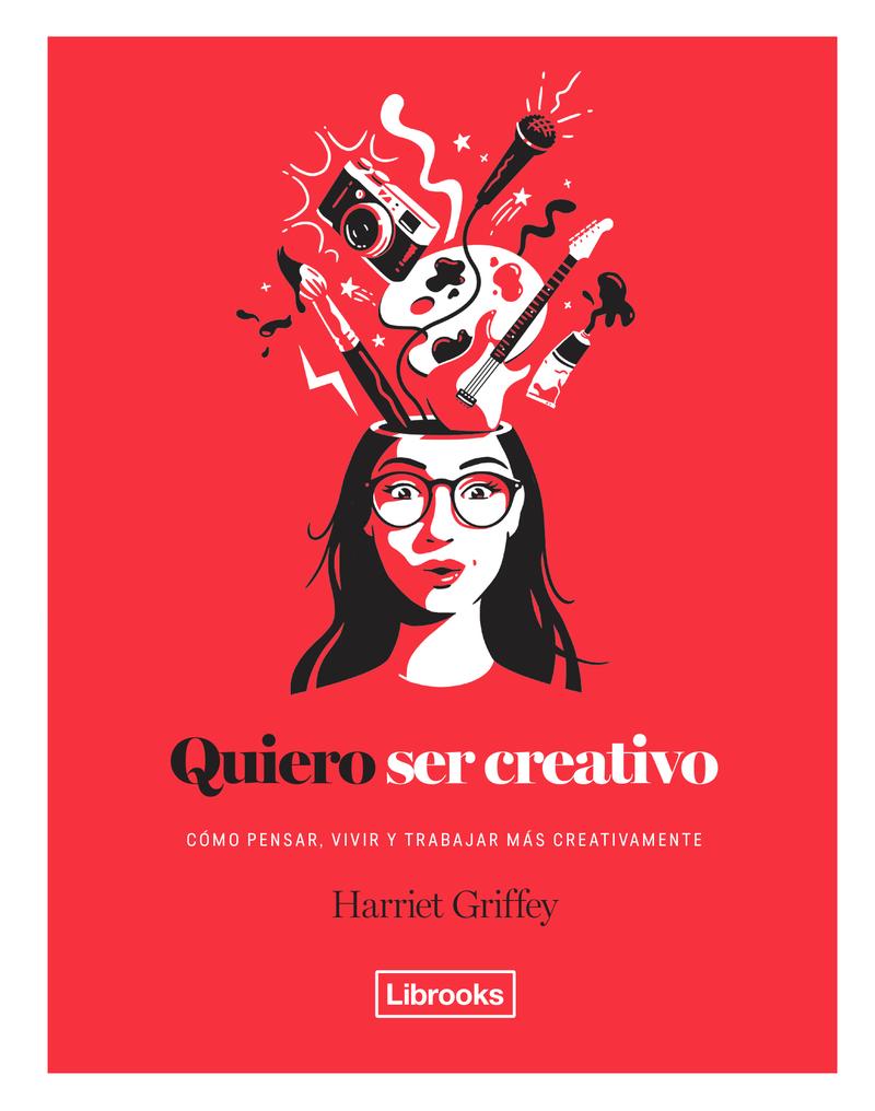 QUIERO SER CREATIVO: portada