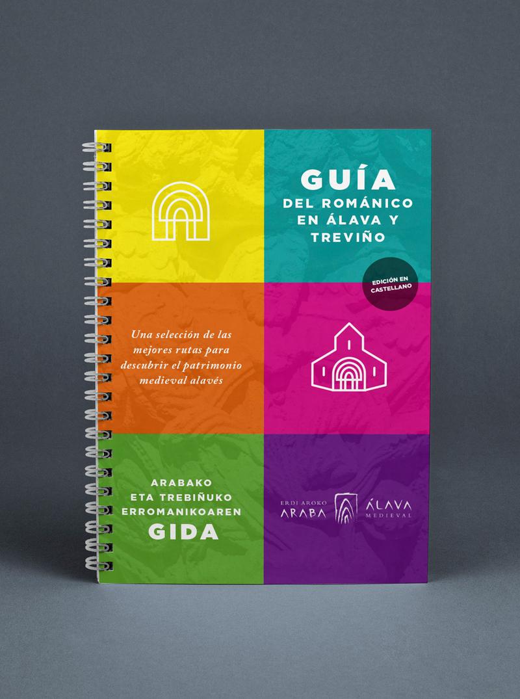 Guía del románico en Álava y Treviño: portada