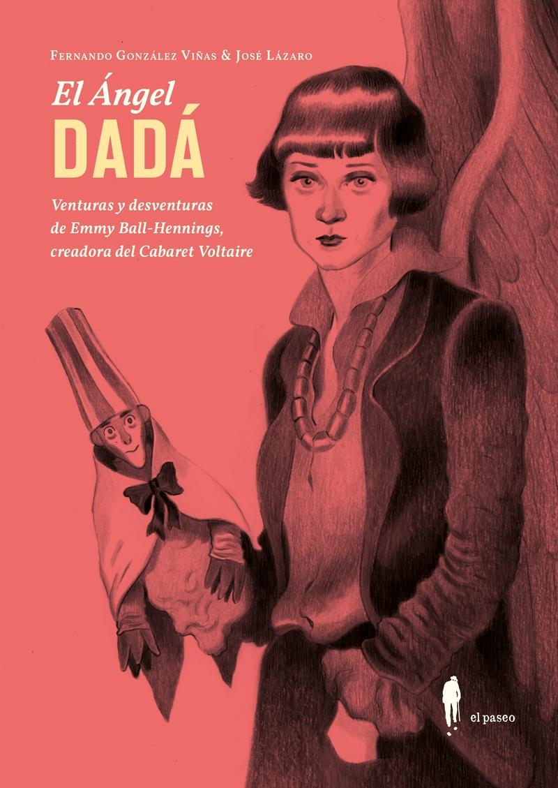 El Ángel DADÁ (2ª ed.): portada