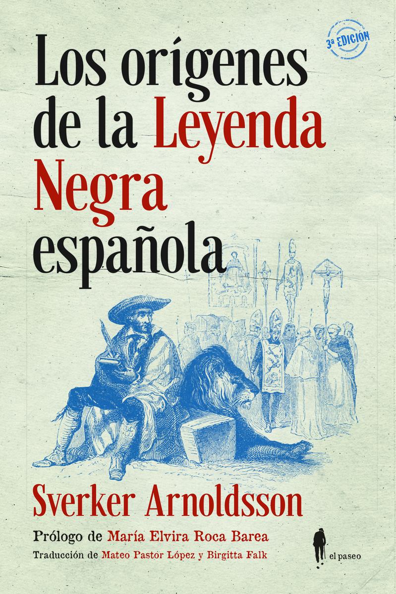 Los orígenes de la Leyenda Negra española: portada