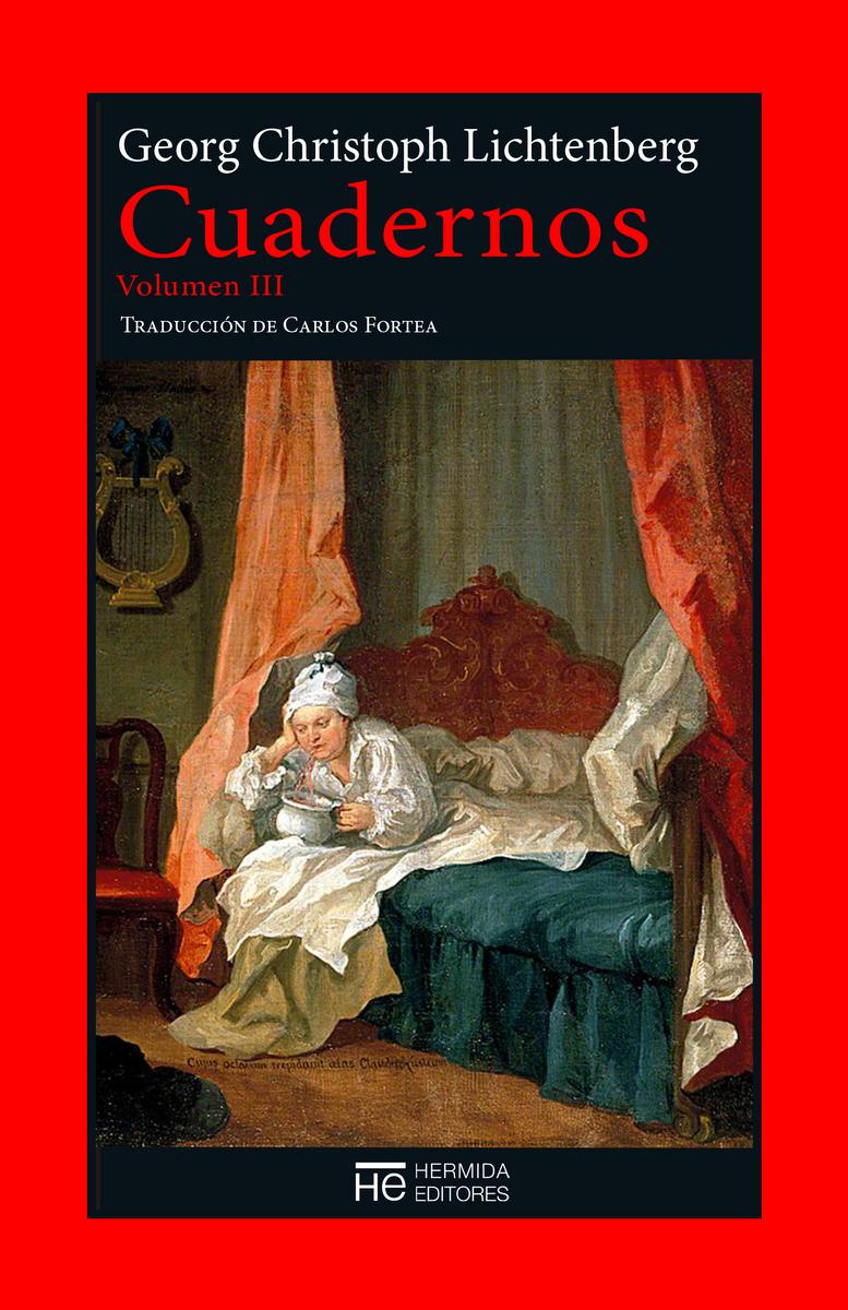 Cuadernos. Volumen III: portada