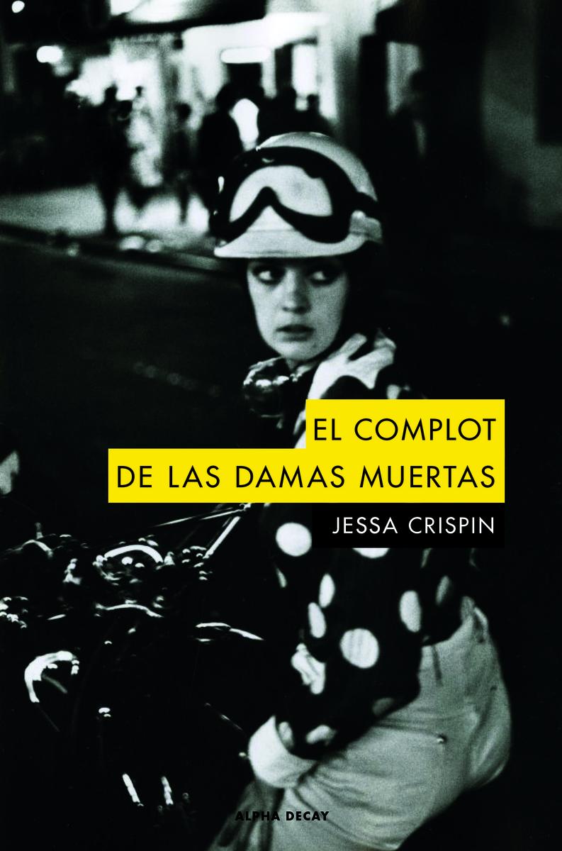 EL COMPLOT DE LAS DAMAS MUERTAS: portada