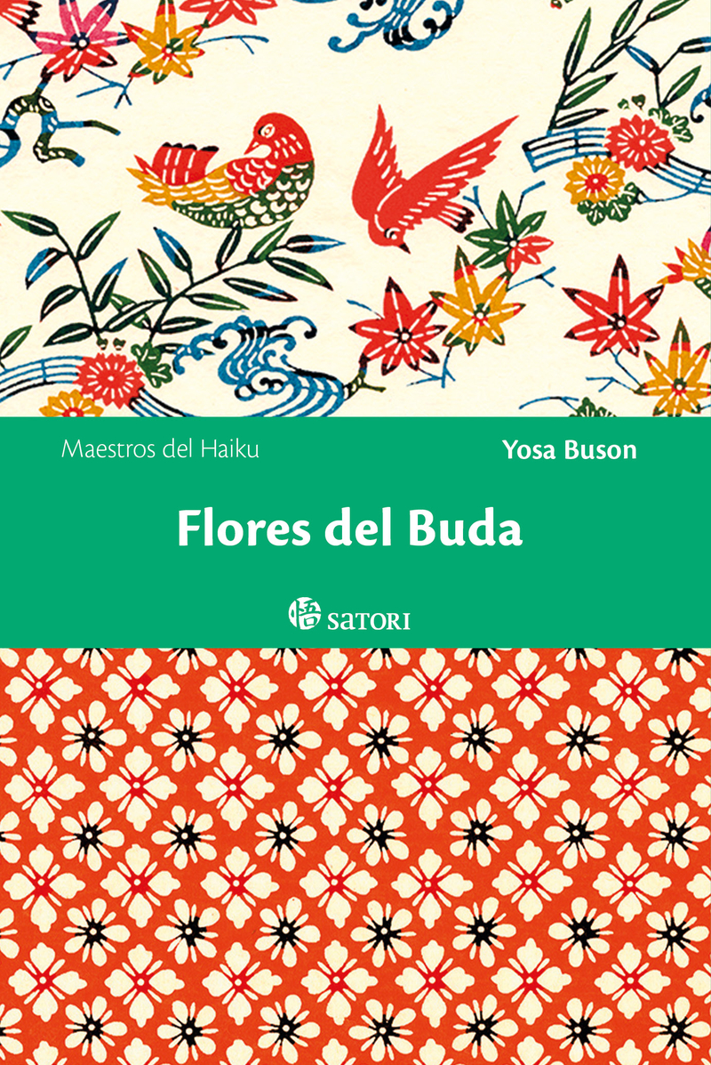 FLORES DE BUDA: portada