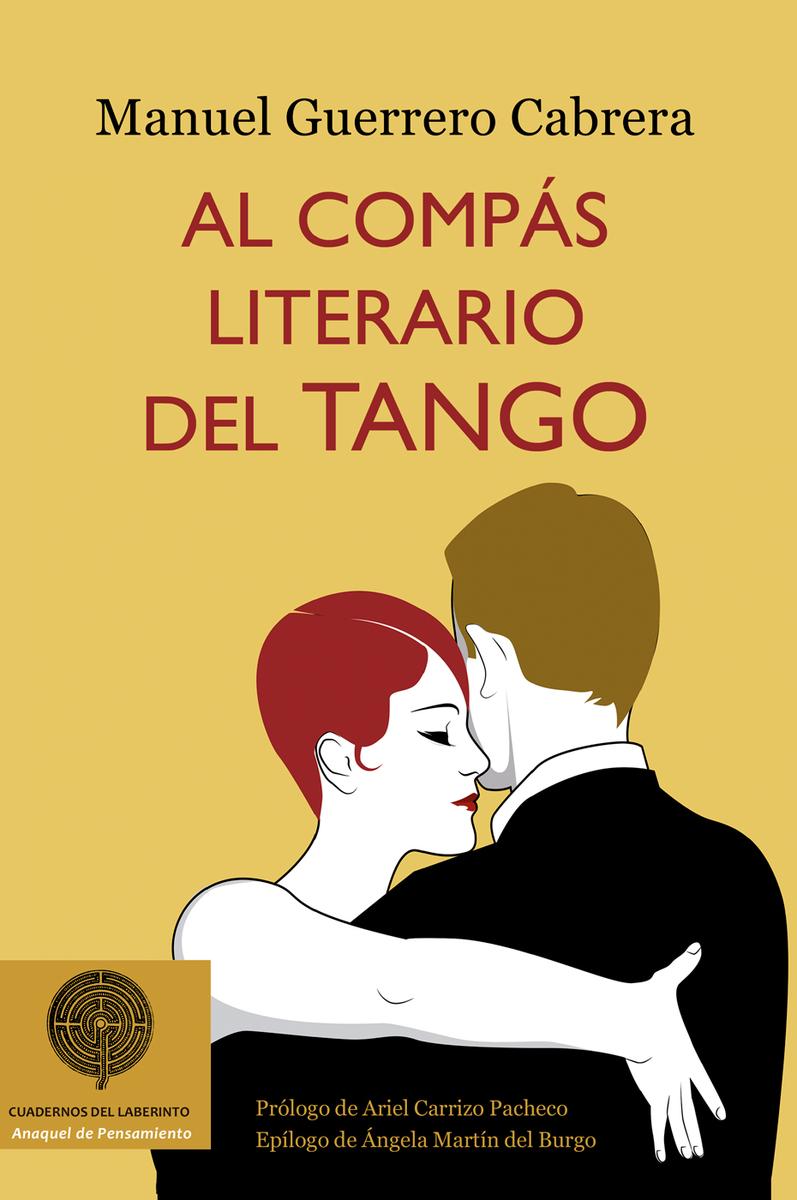 Al compás literario del tango: portada