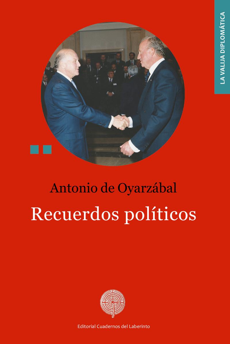 Recuerdos políticos: portada