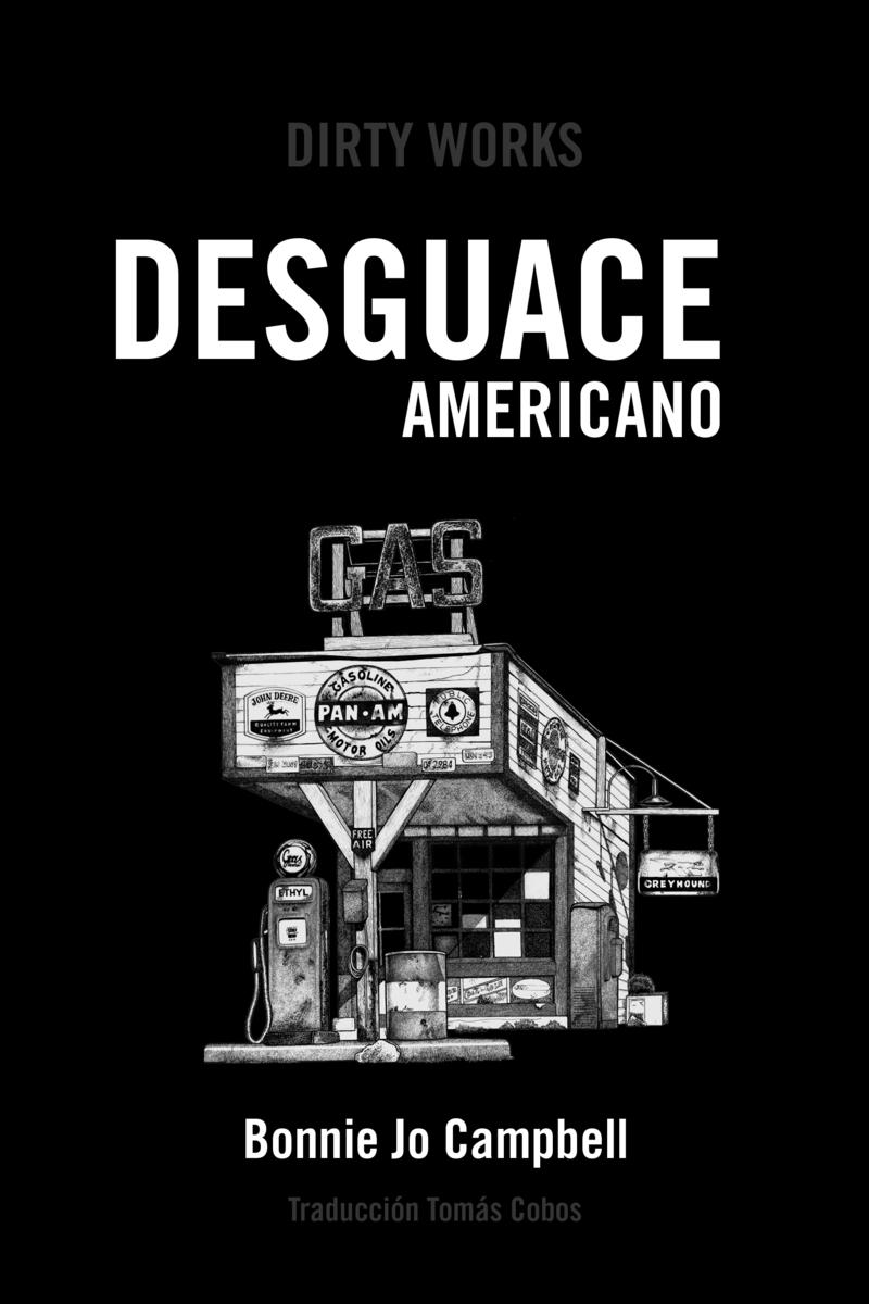 Desguace americano: portada