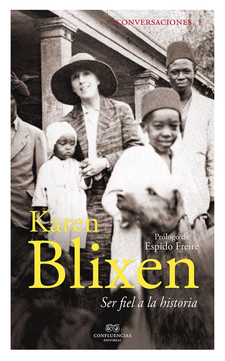 Conversaciones con Karen Blixen (NE): portada