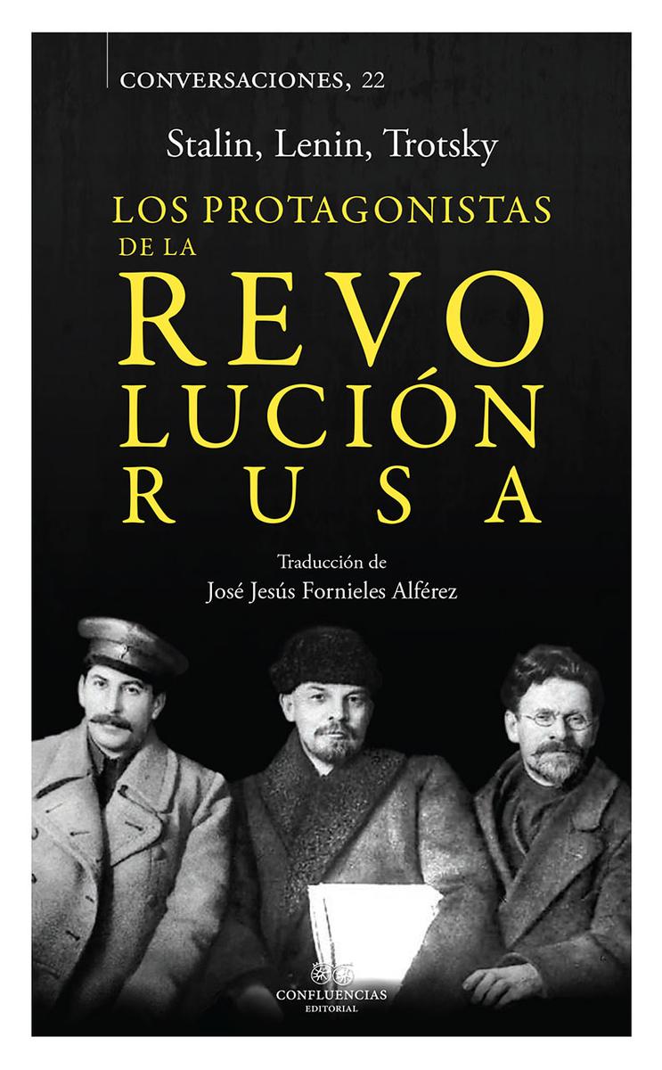 Los protagonistas de la Revolución Rusa: portada