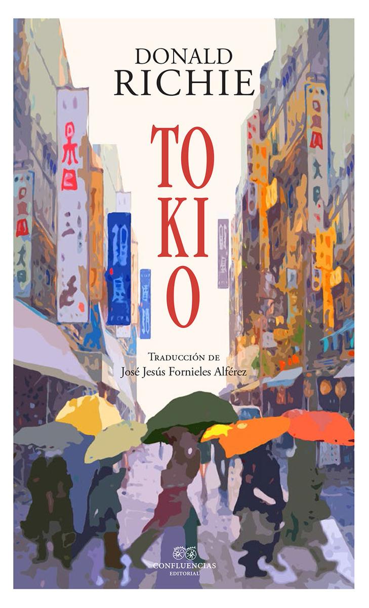 Tokio: portada