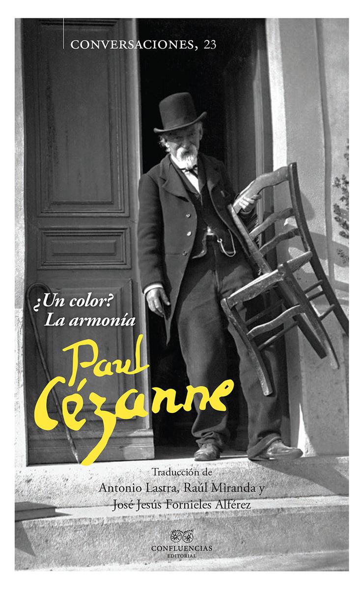 Paul Cézanne: portada