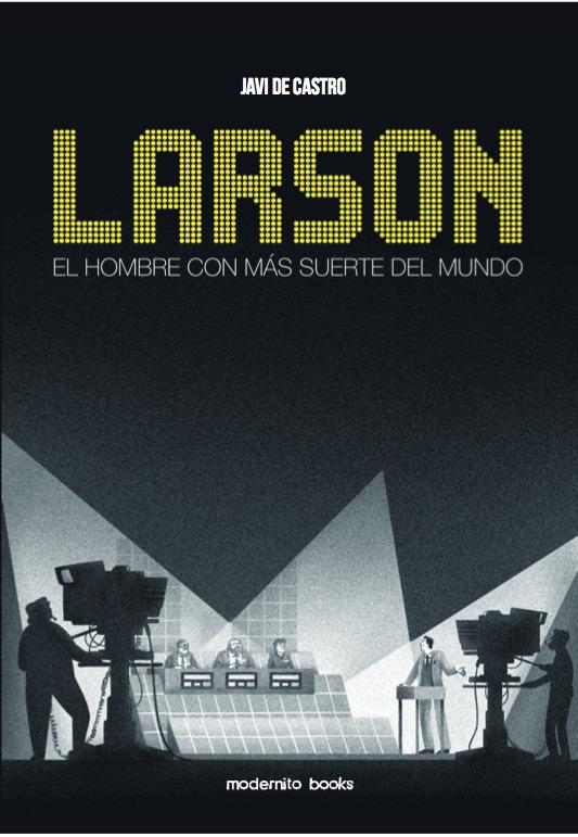 Larson: portada